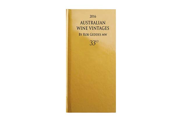 AUSTRALIAN WINE VINTAGES
