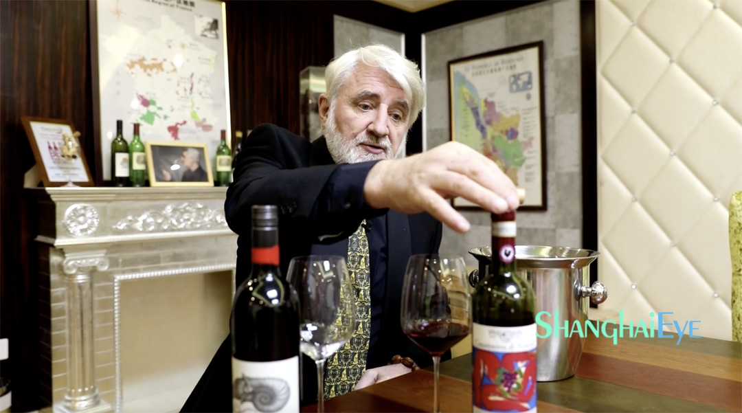 Rob Geddes Master Of Wine spoke to Shanghai Eye about picking the right wine for Chinese Lantern Festival